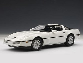 Chevrolet Corvette 1986 foto - 4
