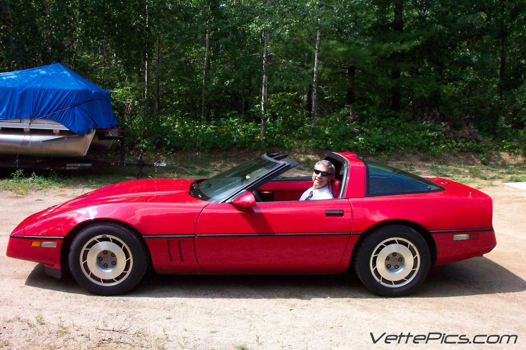 Chevrolet Corvette 1987 foto - 3