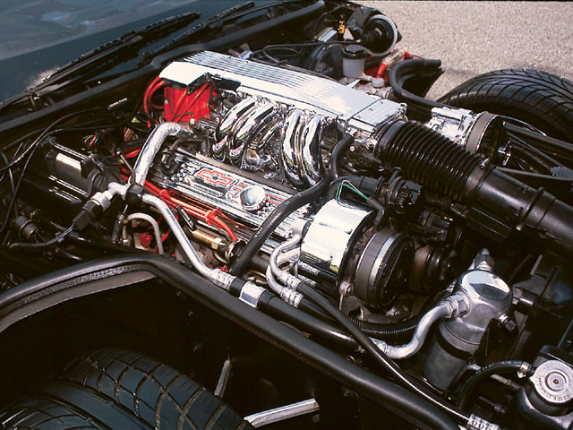 Chevrolet Corvette 1987 foto - 5