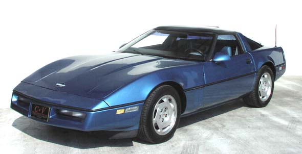 Chevrolet Corvette 1988 foto - 1