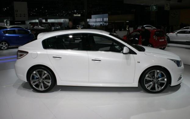 Chevrolet Cruze 2012 foto - 1