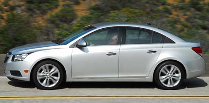 Chevrolet Cruze 2012 foto - 2