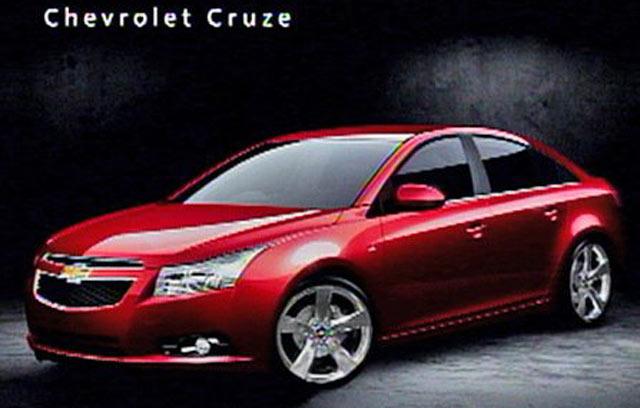 Chevrolet Cruze 2012 foto - 3