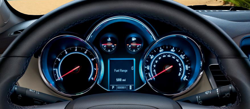 Chevrolet Cruze 2012 foto - 4
