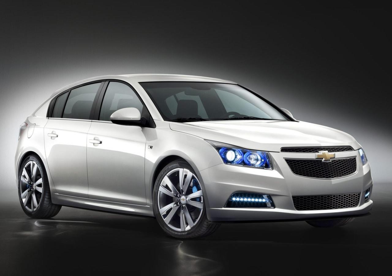 Chevrolet Cruze 2012 foto - 5