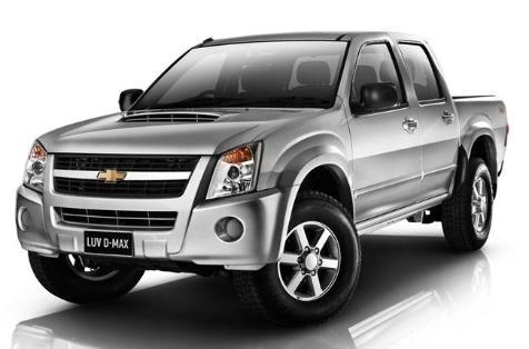 Chevrolet D-max 2013 foto - 1