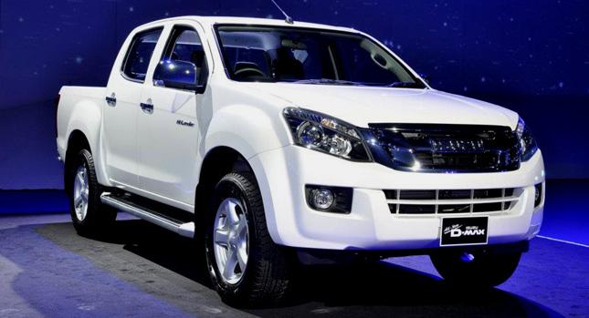 Chevrolet D-max 2013 foto - 2