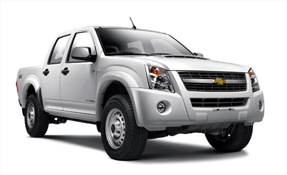 Chevrolet D-max 2013 foto - 5
