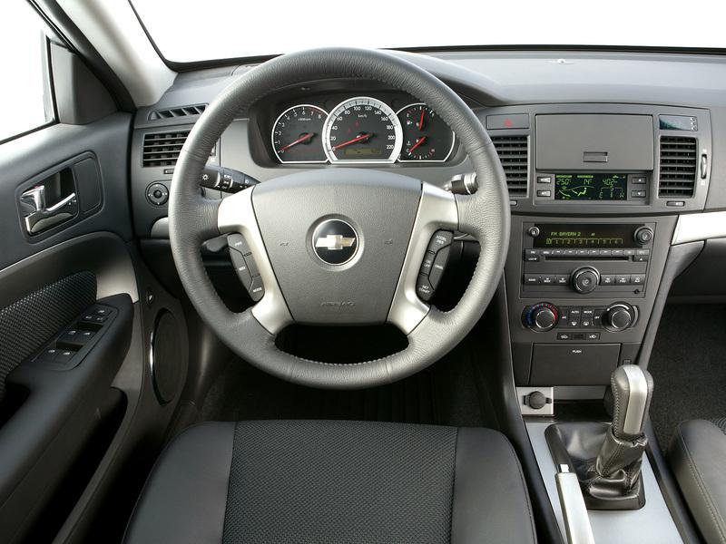 Chevrolet Epica 2004 foto - 4