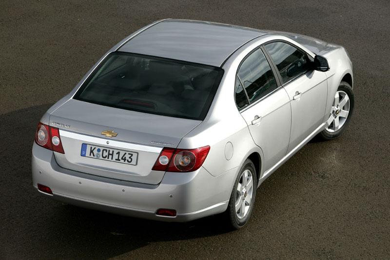 Chevrolet Epica 2004 foto - 5