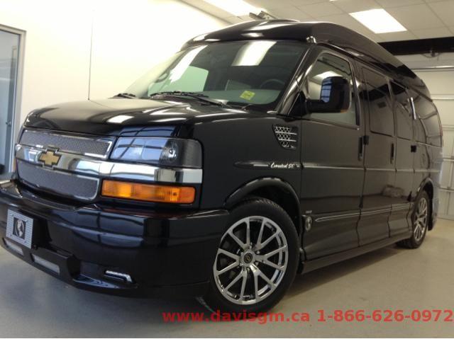 Chevrolet Express 2013 foto - 3