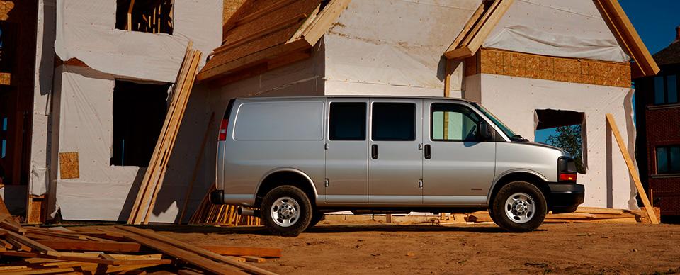 Chevrolet Express 2013 foto - 4