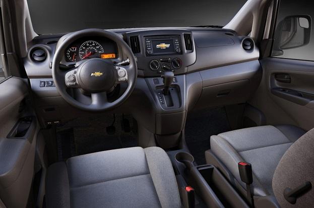 Chevrolet Express 2015 foto - 2