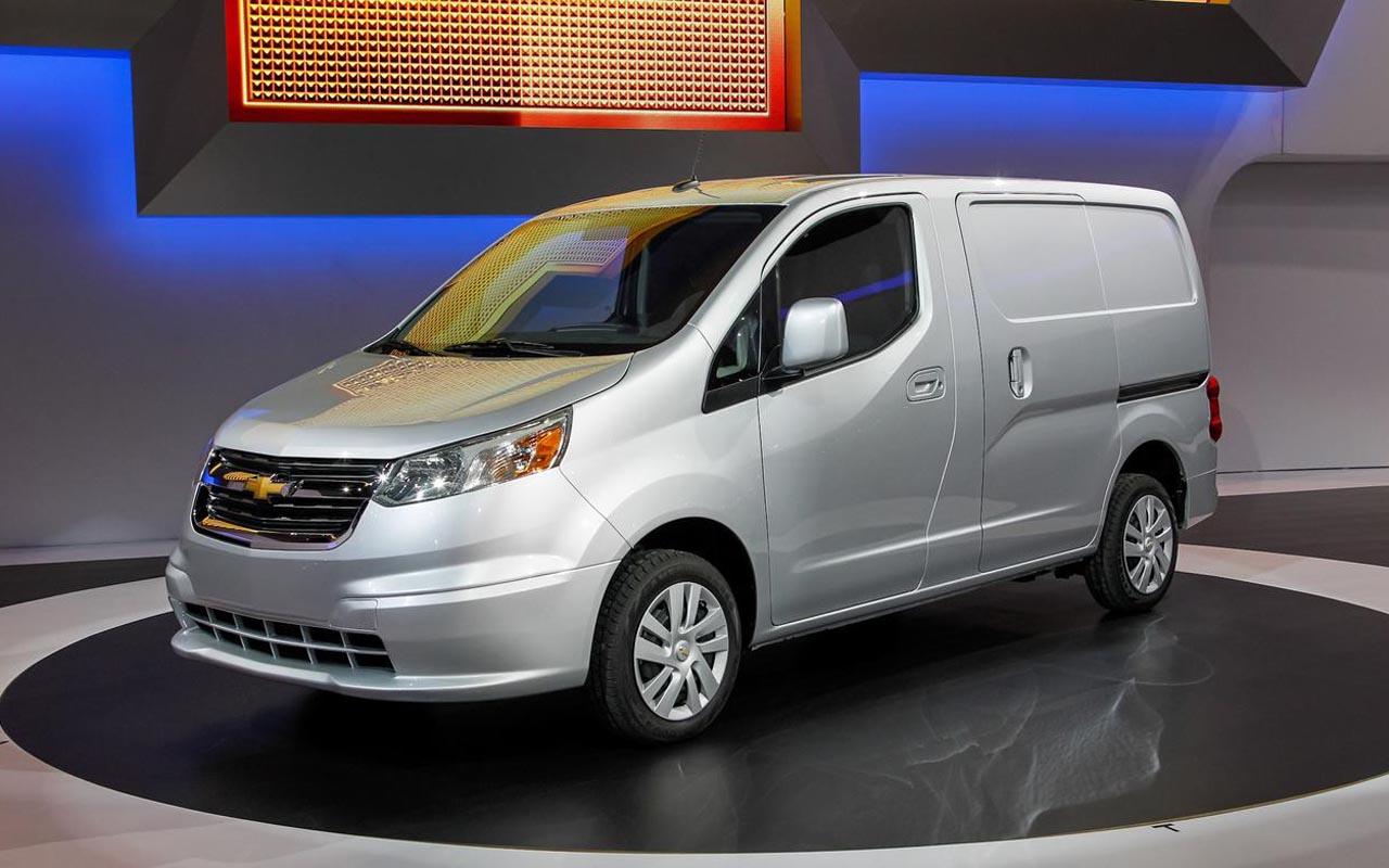 Chevrolet Express 2015 foto - 3