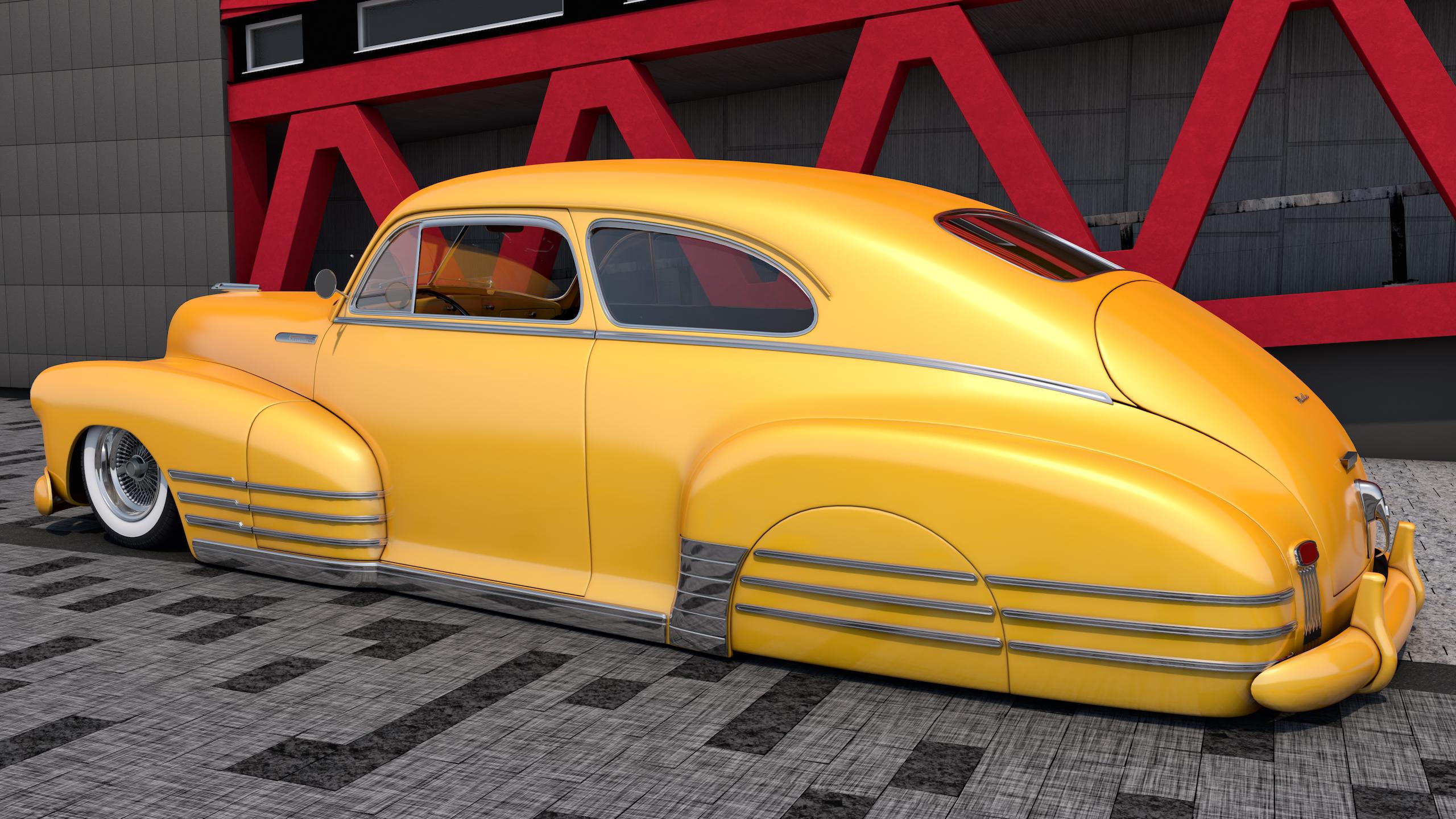 Chevrolet Fleetline 1948 foto - 1