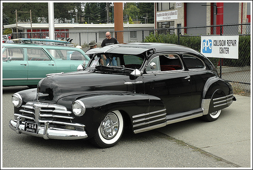 Chevrolet Fleetline 1948 foto - 2