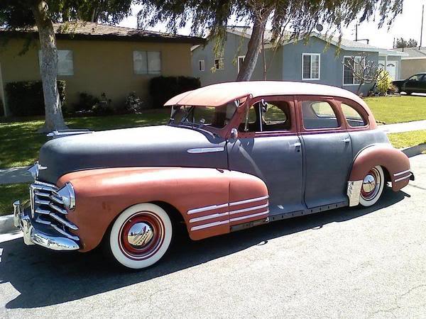 Chevrolet Fleetmaster 1947 foto - 2