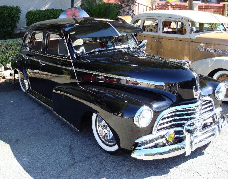 Chevrolet Fleetmaster 1947 foto - 4