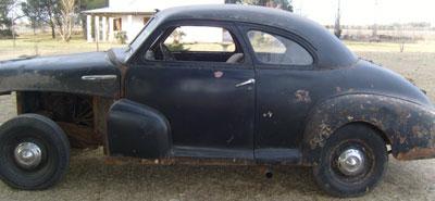 Chevrolet Fleetmaster 1947 foto - 5