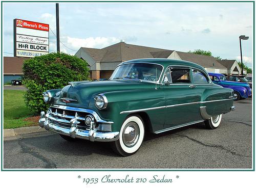Chevrolet Impala 1953 Foto Imágenes Y Video Revisión Precio Y