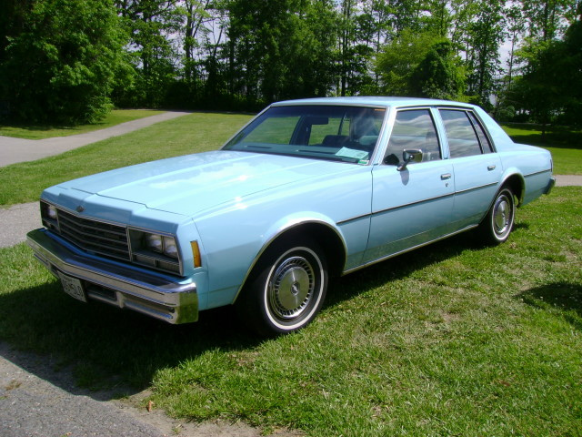 Chevrolet Impala 1978 foto - 3