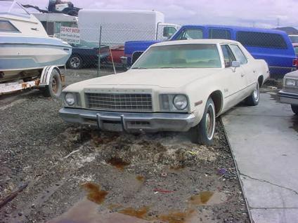Chevrolet Impala 1979 foto - 1