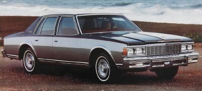 Chevrolet Impala 1979 foto - 4