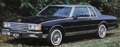 Chevrolet Impala 1980 foto - 1
