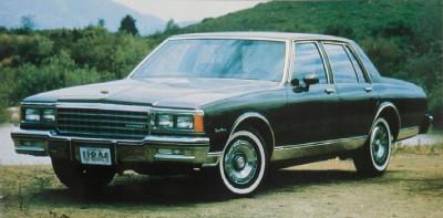 Chevrolet Impala 1980 foto - 3