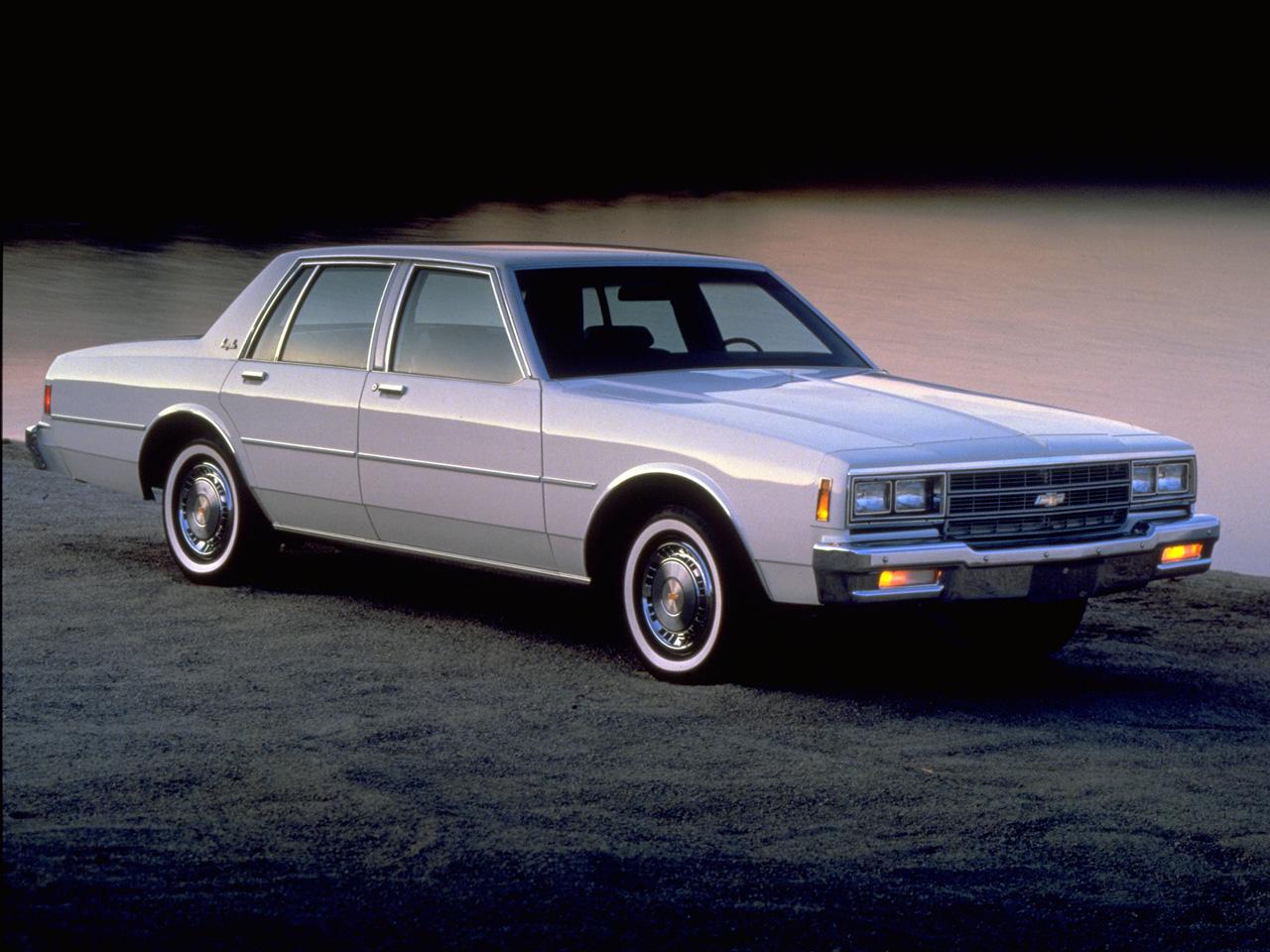 Chevrolet Impala 1980 foto - 5