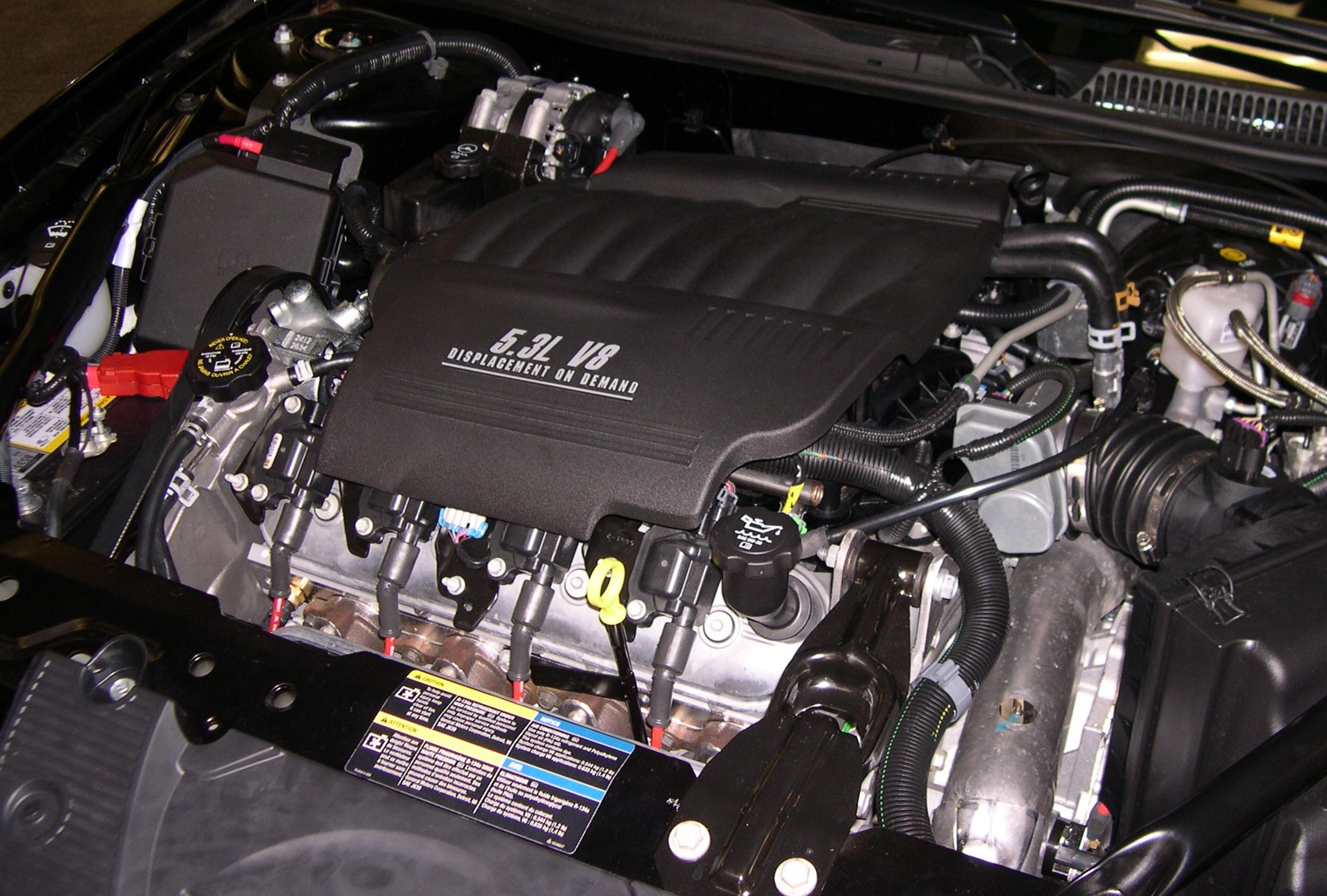 Chevrolet Impala 1987 foto - 2