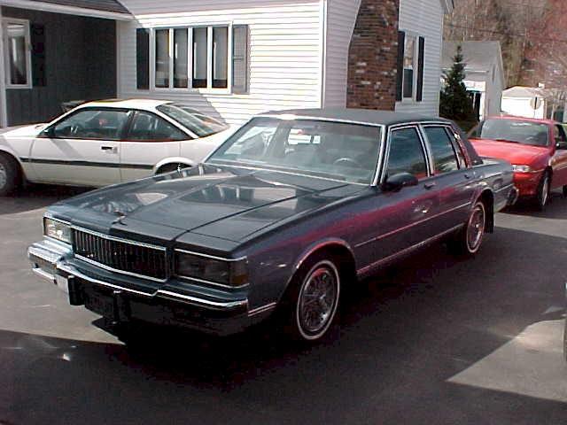 Chevrolet Impala 1988 foto - 1