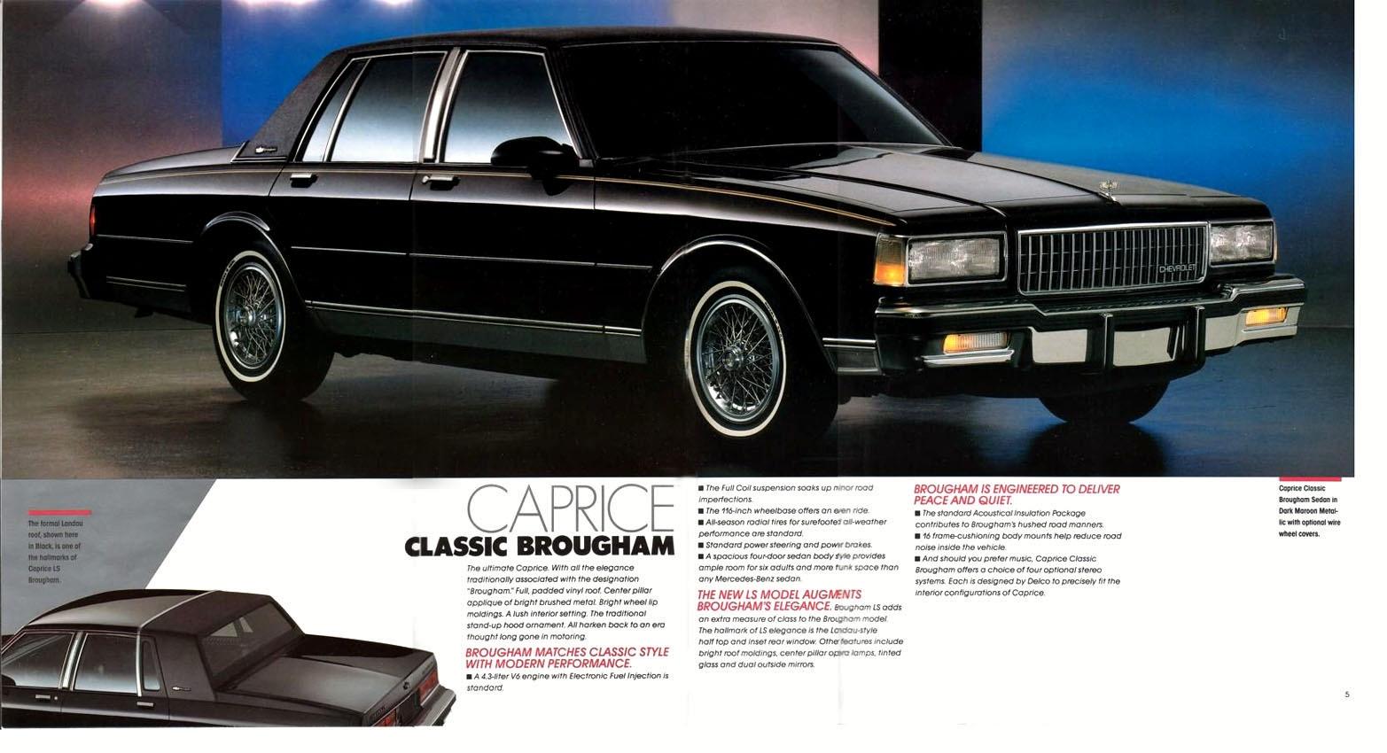 Chevrolet Impala 1988 foto - 2
