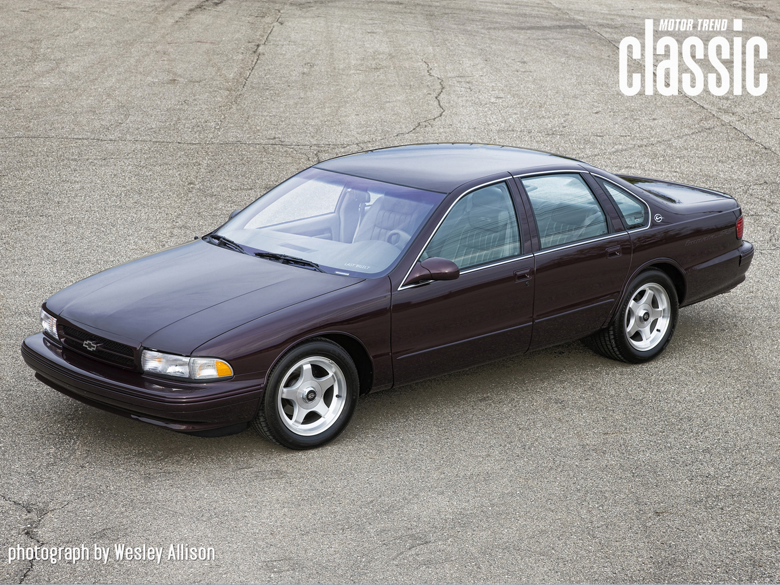 Chevrolet Impala 1990 foto - 3