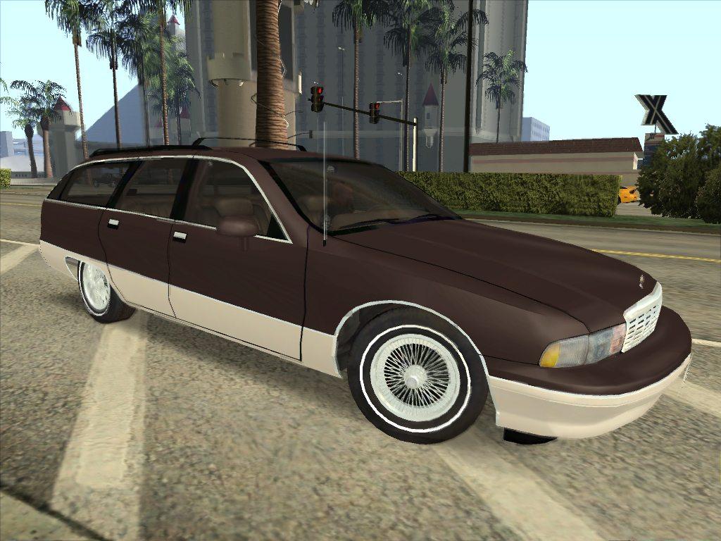 Chevrolet Impala 1992 foto - 3
