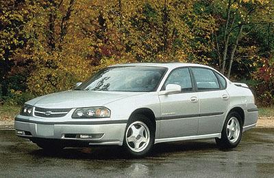 Chevrolet Impala 1999 foto - 1