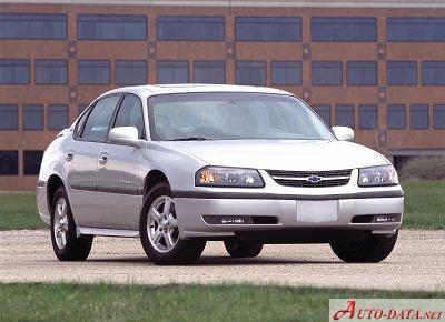 Chevrolet Impala 1999 foto - 2