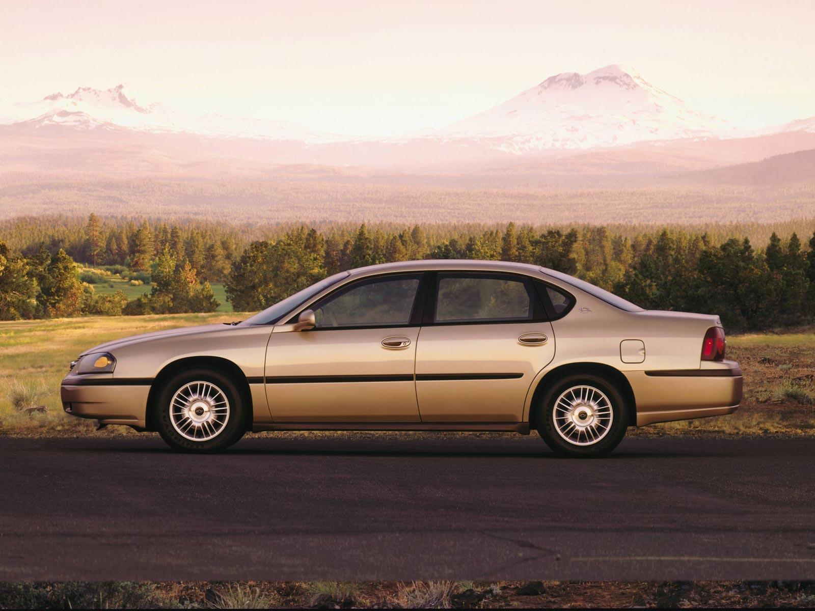 Chevrolet Impala 1999 foto - 3