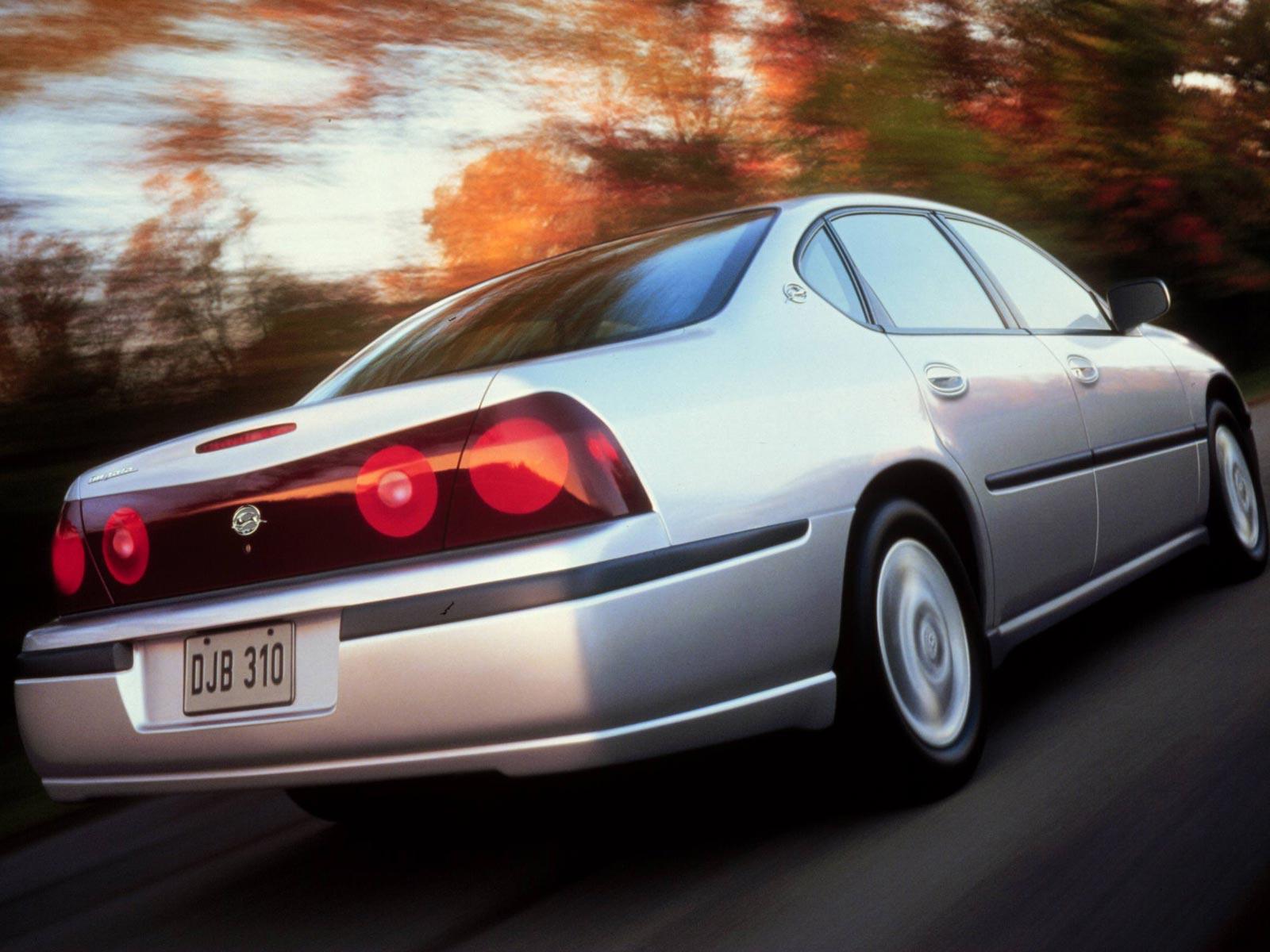 Chevrolet Impala 1999 foto - 4