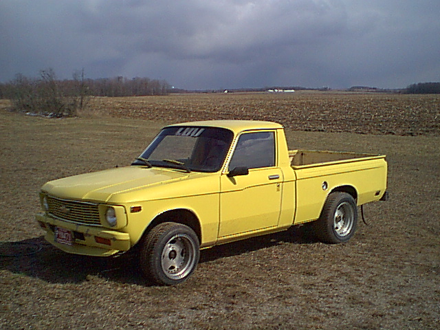 Chevrolet LUV 1978 foto - 1