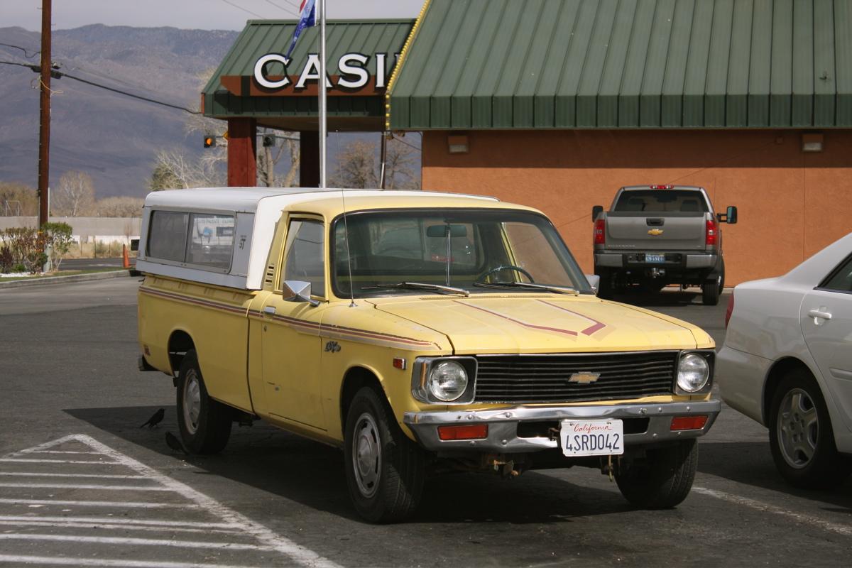 Chevrolet LUV 1978 foto - 3