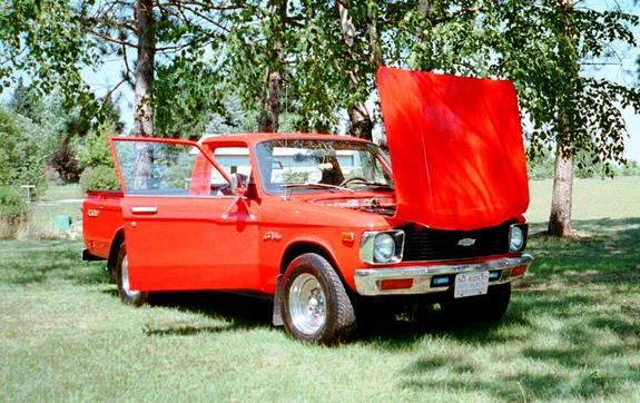 Chevrolet LUV 1978 foto - 4