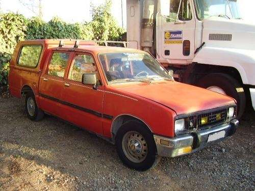 Chevrolet LUV 1987 foto - 3