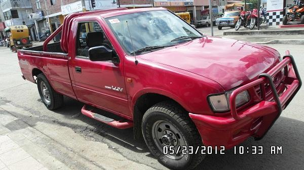Chevrolet LUV 2001 foto - 1