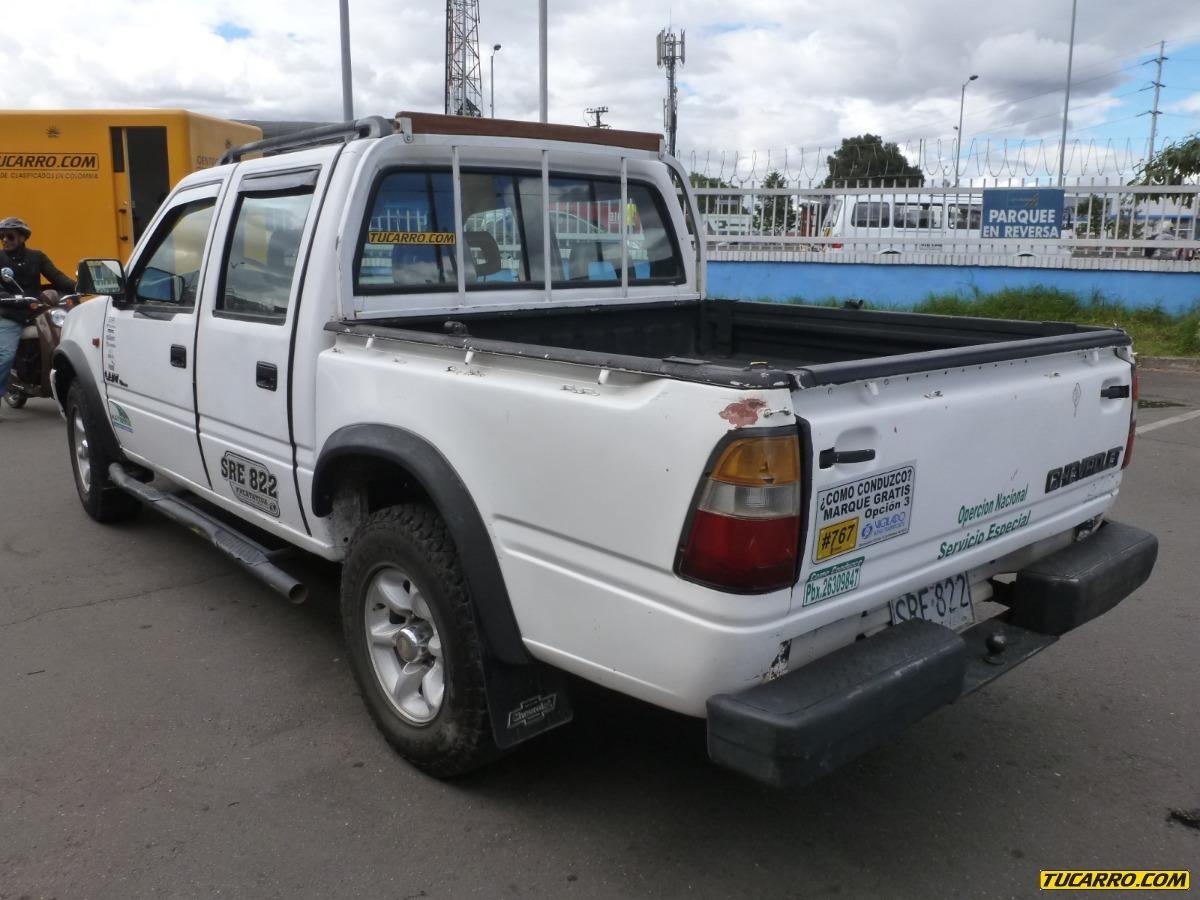 Chevrolet LUV 2001 foto - 2