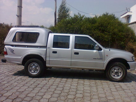 Chevrolet LUV 2002 foto - 1