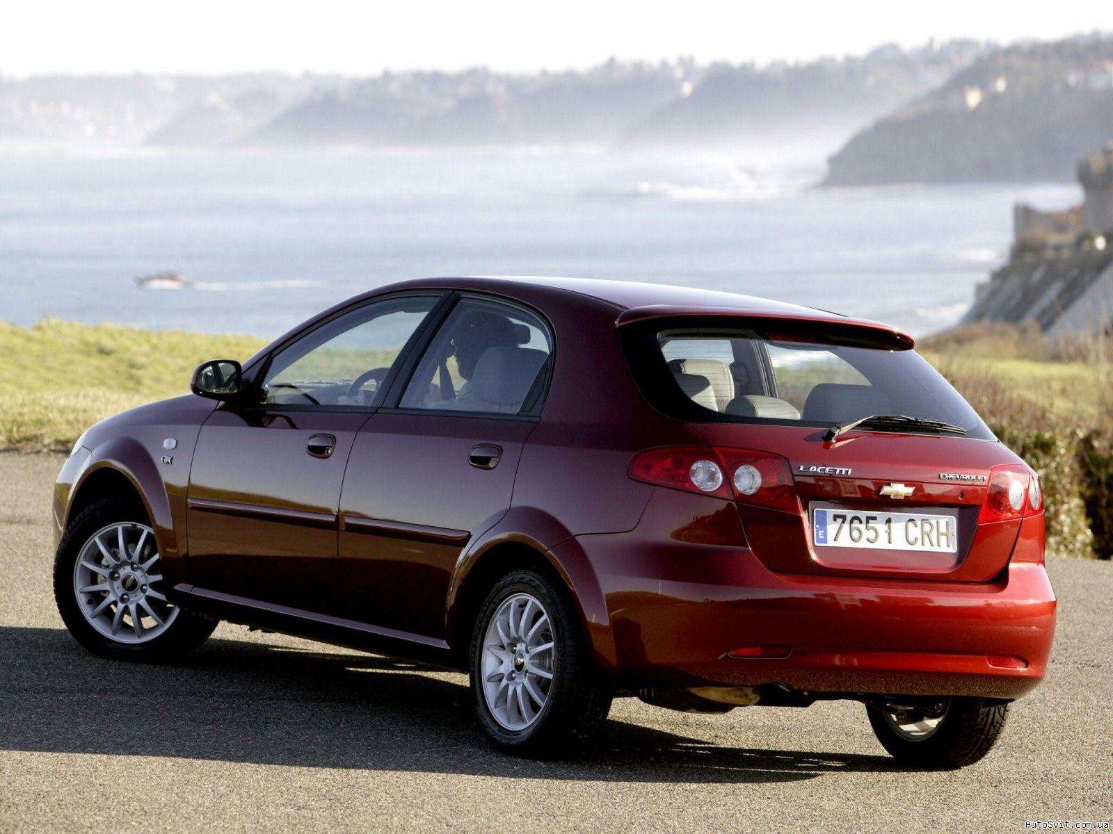 Chevrolet Lacetti 2004 foto - 1