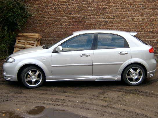 Chevrolet Lacetti 2004 foto - 2