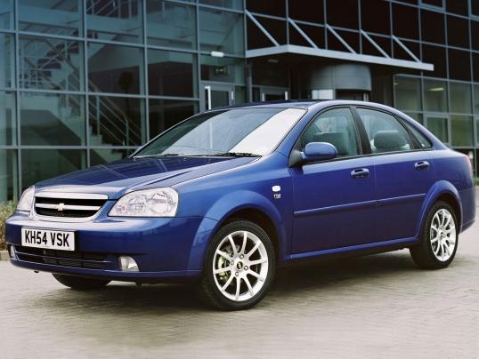 Chevrolet Lacetti 2004 foto - 3