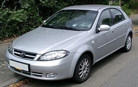 Chevrolet Lacetti 2004 foto - 4